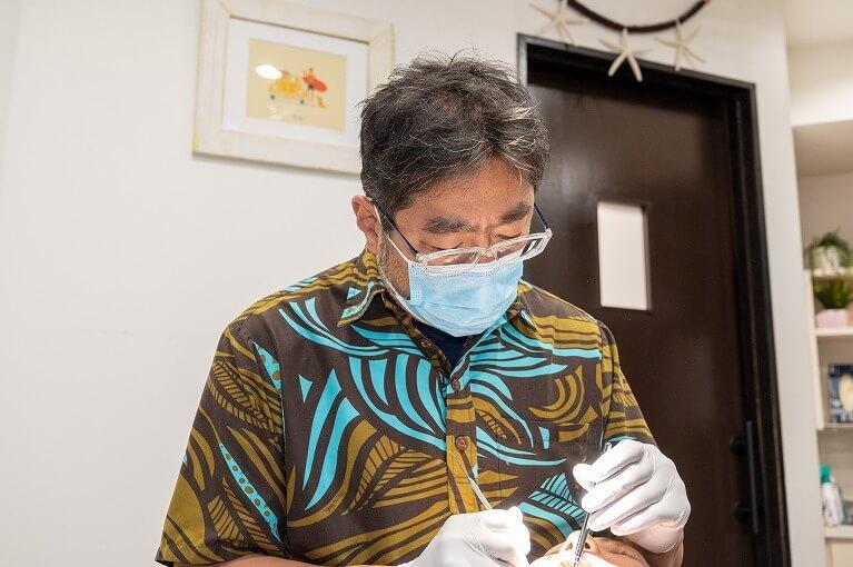 虫歯を早期発見するために
